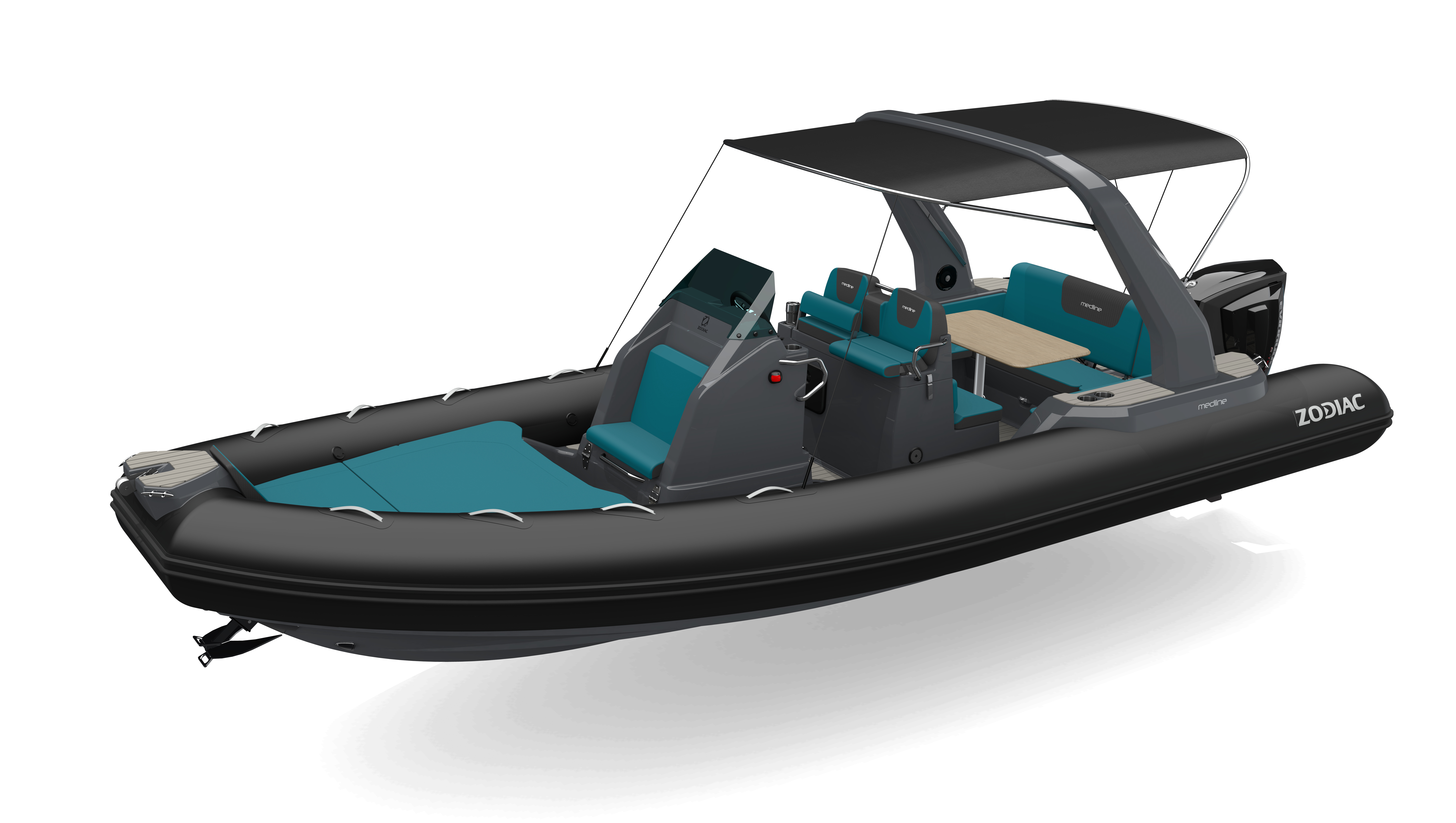 BOAT OF THE MONTH | APRIL 2020