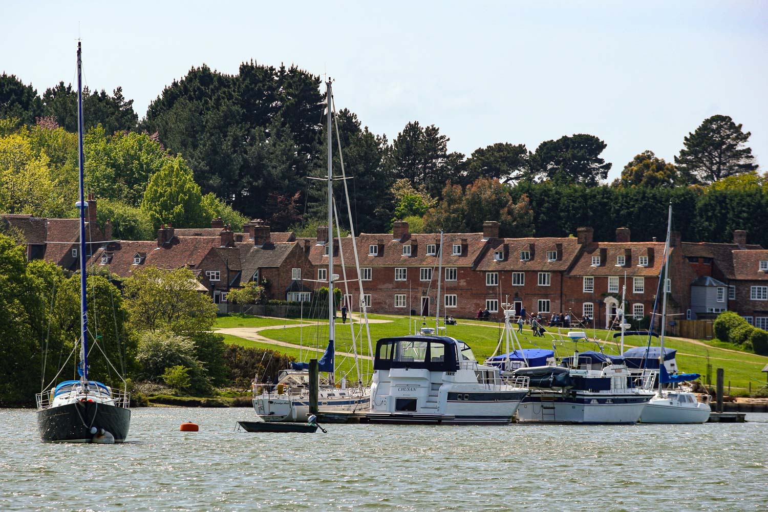 The Boat Club Beaulieu